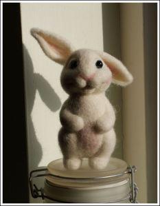 Winter Bunny