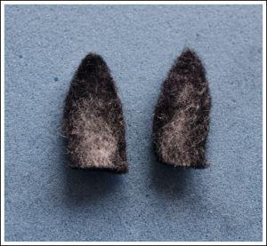 Trimmed ears