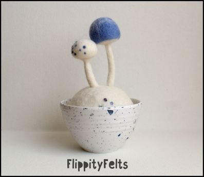 Of course it doesn't have to be a pincushion - it's quite decorative too!