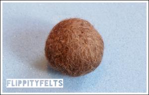 Manx Loaghtan ball - 10 minutes