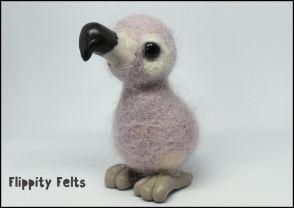 Lilac grey dodo