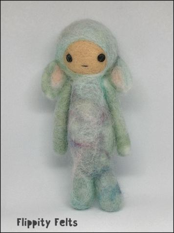 One of my favourite makes - she is made with alpaca and is so soft!