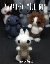 Kawaii bunnies