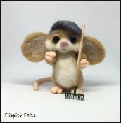 Bertie Mouse