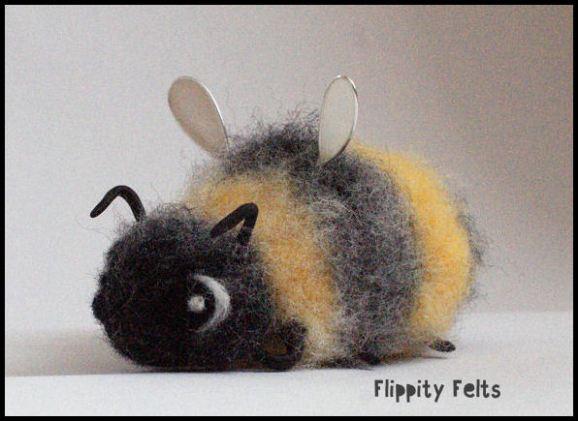 Dratty the Bee