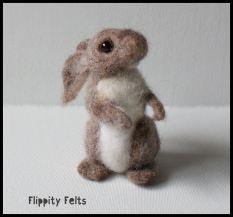 Rosehip the bunny