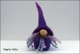 Purple Tomte