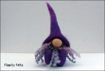 Purple Tomte