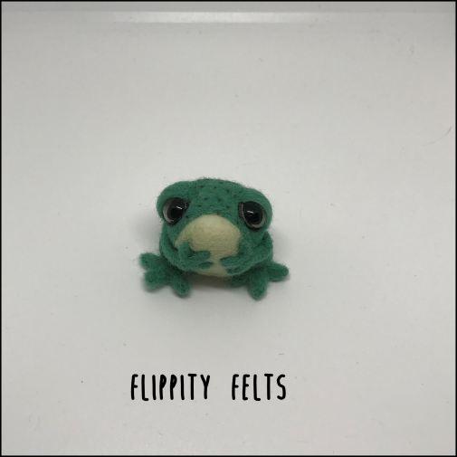 Round Frog