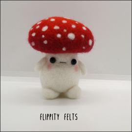 Kawaii Mushroom