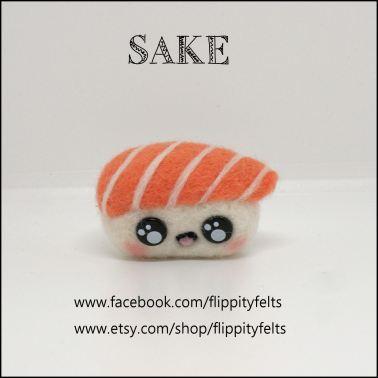 Kawaii Sake Sushi